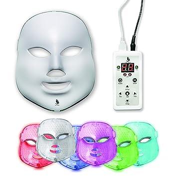 Led facial rejuvenation systems