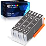 E-Z Ink (TM) Compatible Ink Cartridge Replacement for Canon CLI-271XL CLI 271 XL to use with PIXMA TS8020 TS9020 MG7720 Print