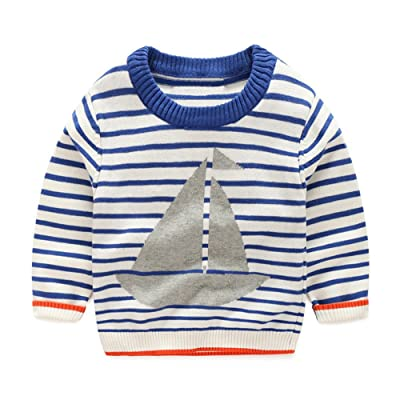 Anbaby Little Boys Children's Pullover Sweaters