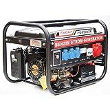 Generatore FG8500XE di avviamento elettrico, con 3.0Kw di Potenza, per giardino, campeggio