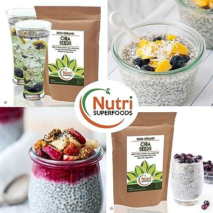 Proteína Vegetal de Alta Calidad, alimento energizante que mejora el Rendimiento y la resistencia física, Ayuda a los Huesos, Equilibra el Azúcar en la ...