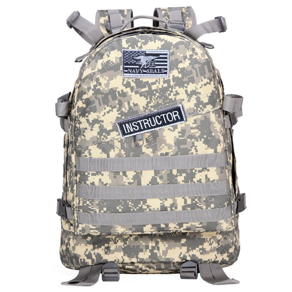 ad4890f046a7 Leoie PUBG Level 3 Unisex Camouflage 3D Battlegrounds Winner Shoulder Bags   Amazon.in  Bags