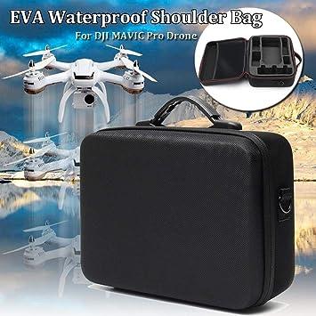 Waterproof Travel Storage Box Carrying Case Shoulder Bag For DJI Spark Drone