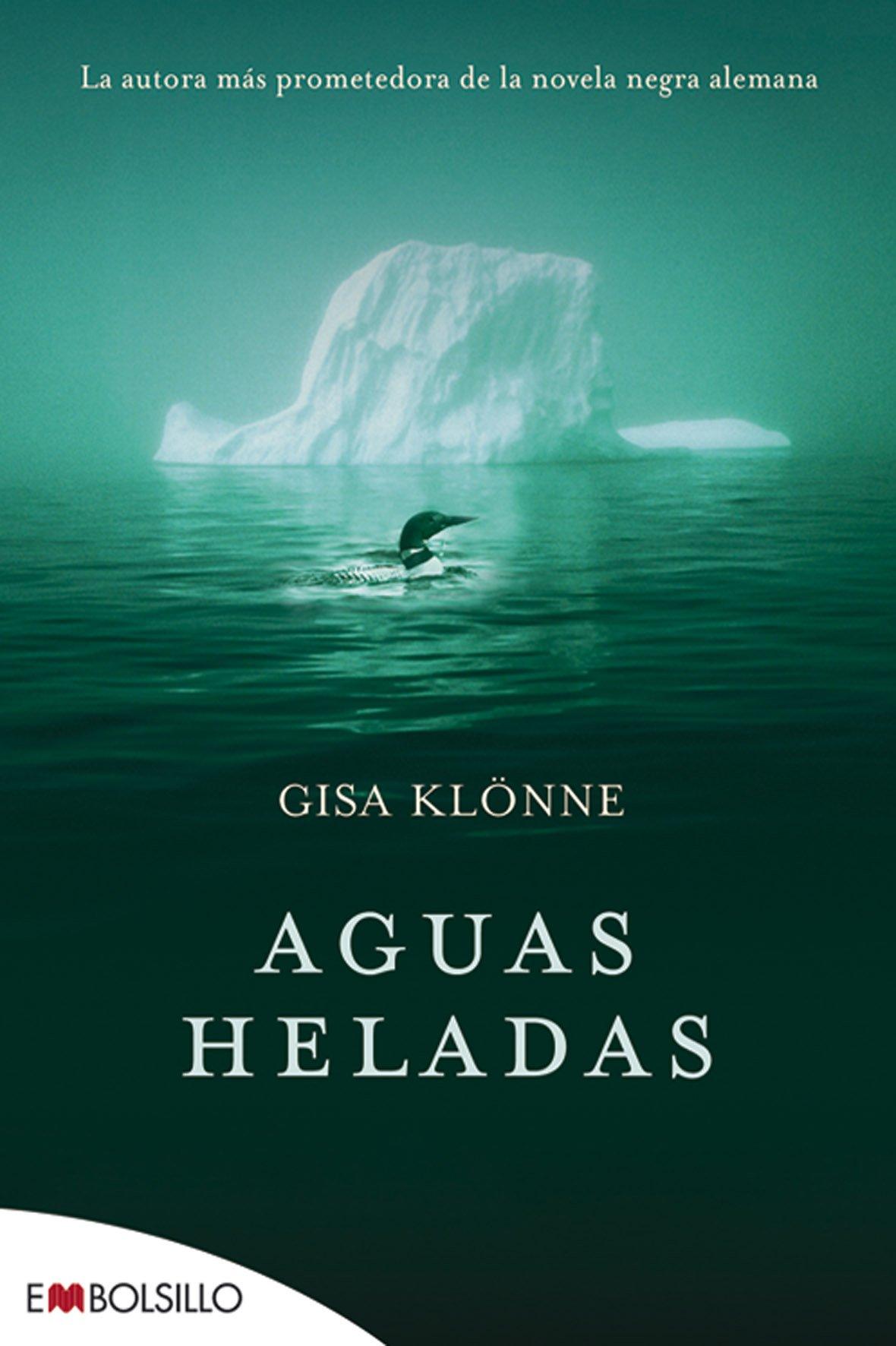 Aguas Heladas: La autora más prometedora de la novela negra ...