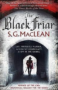 The Black Friar: Damian Seeker 2 (Captain Damian Seeker)