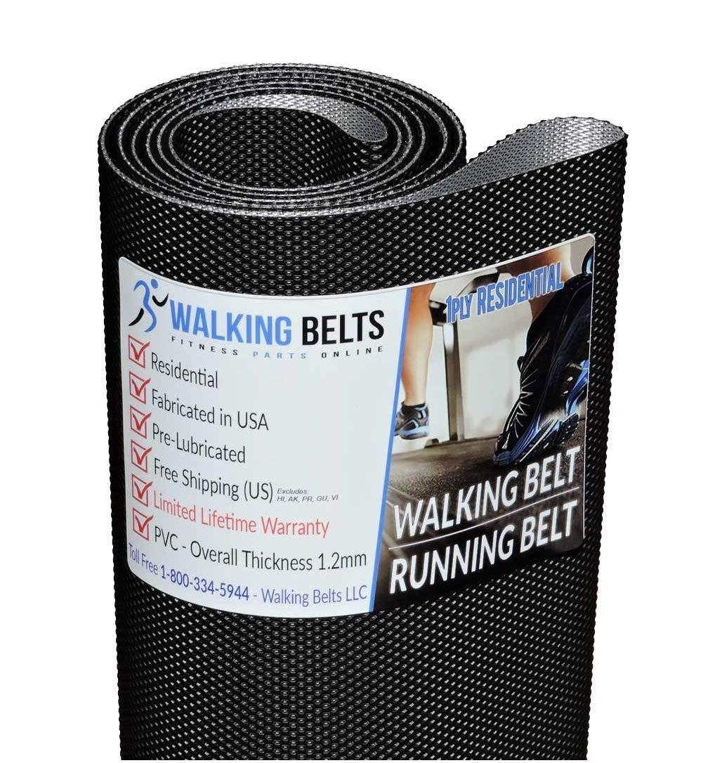 WALKINGBELTS Walking Belts LLC - NTTL09902 NT EXP 1000i Treadmill Walking Belt 1ply + Free 1oz Lube