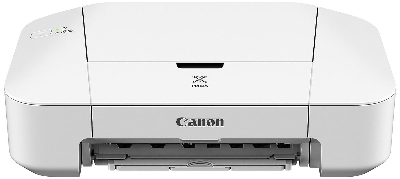 Canon Pixma IP2850 Stampante Entry-Level Compatta, Risoluzione di Stampa Fino a 4800 x 600 dpi, Bianco Cannon FINE a4 cartucceFINE