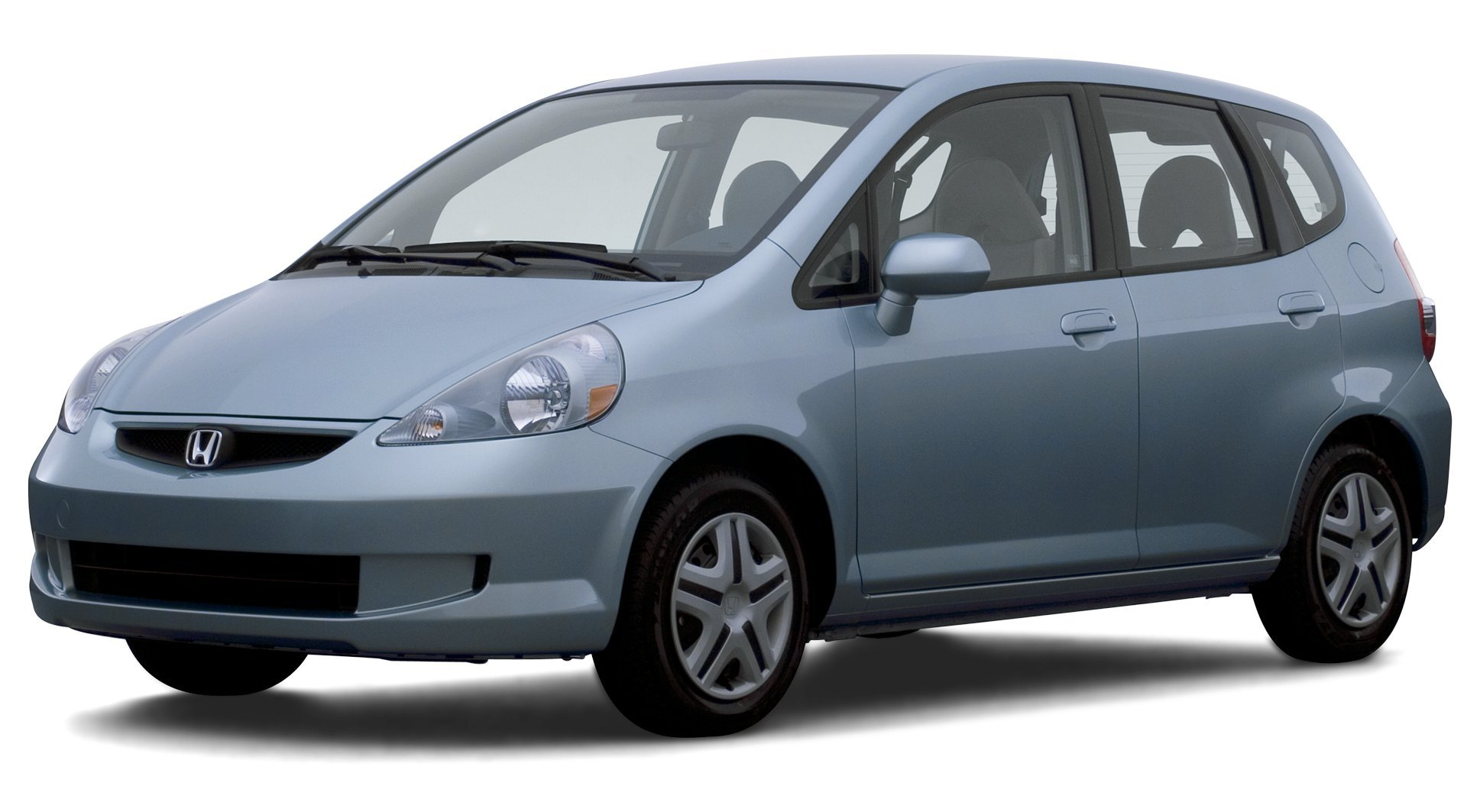 2007 Honda Fit, 5-Door Hatchback Automatic Transmission ...
