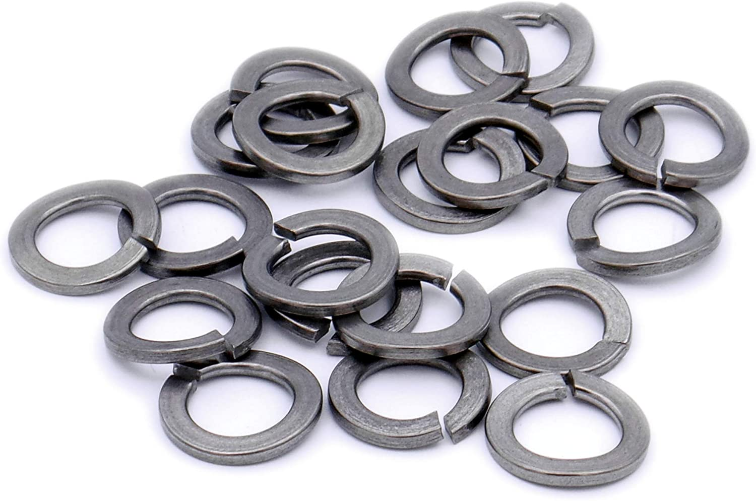 M2 A2 Pack of 20 Stainless Steel Wave Spring Split Lock Washer 2mm