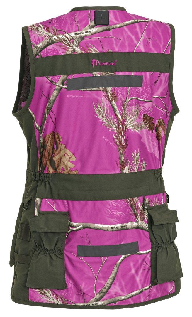 Pinewood 8321 Ladies Jagdweste hot pink