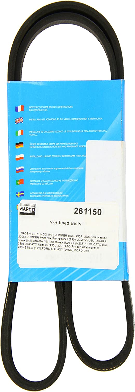 Mapco 261150 Keilrippenriemen 6PK1150