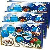 モルディブお土産 モルディブ シーシェルチョコレート 3箱