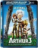 Arthur 3 : La guerre des deux mondes [Blu-ray]