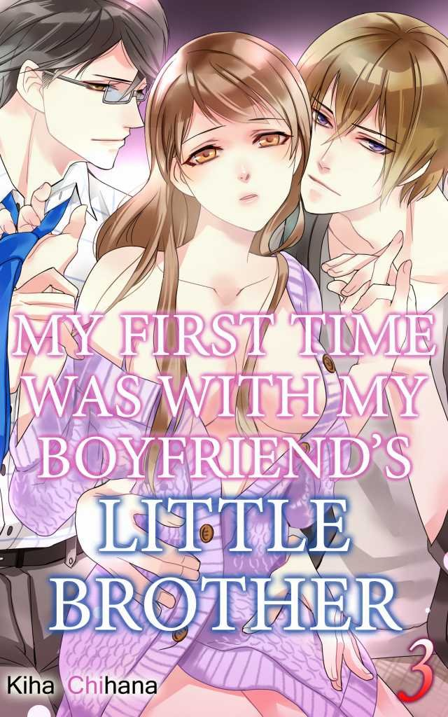 My First Time Was With My Boyfriend's Little Brother Vol.3  TL Manga   My First Time Was With My Boyfriend's Little Brother   English Edition