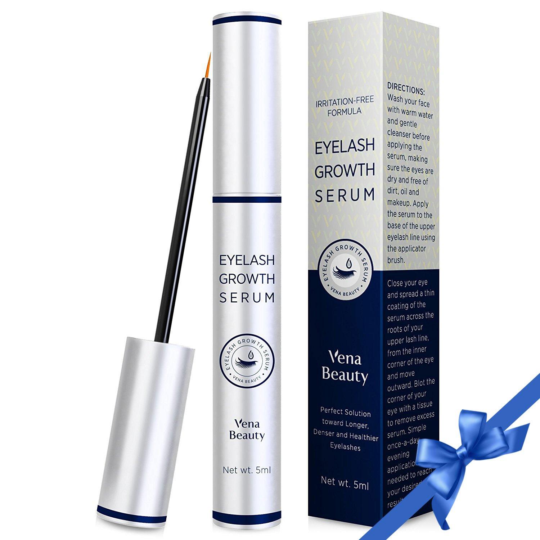Amazon Vena Beauty Eyelash Growth Serum Net Wt5ml Beauty