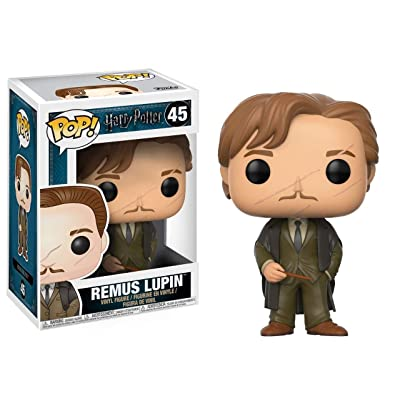 Funko Pop Movies Harry Potter-Remus Lupin Toy: Funko Pop! Movies:: Toys & Games