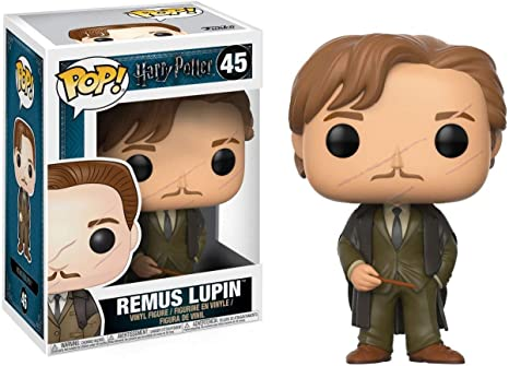 Amazon Com Funko Pop Movies Harry Potter Remus Lupin Toy Funko Pop Movies Toys Games
