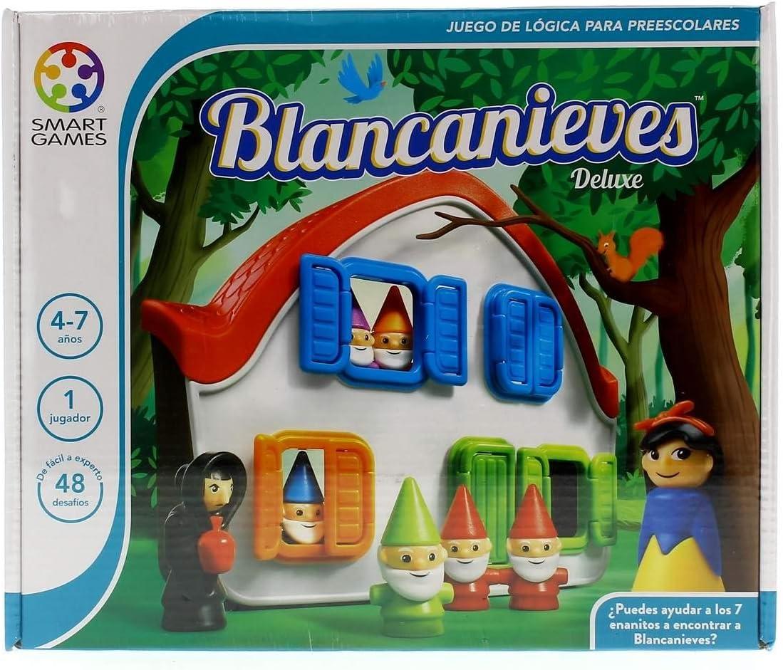 smart games- Blancanieves Deluxe, Juego de ingenio (Ludilo SG024ES ...