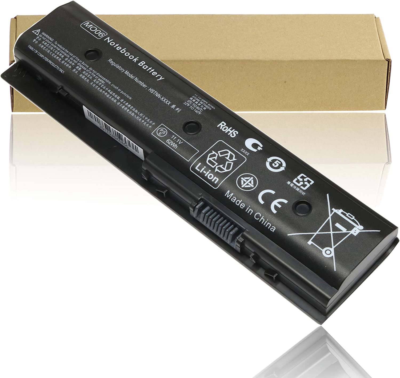 MO06 MO09 New Laptop Battery for HP Envy M6-1045DX M6-1035DX M6-1125DX Pavilion DV4-5000 DV6-7014nr DV7-7000 DV6-7000; 671567-831 672412-001 HSTNN-LB3P HSTNN-LB3N HSTNN-YB3N TPN-P102