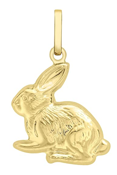Carissima Gold 9ct Yellow Gold Travel Holdall Charm Pendant RkkVpe