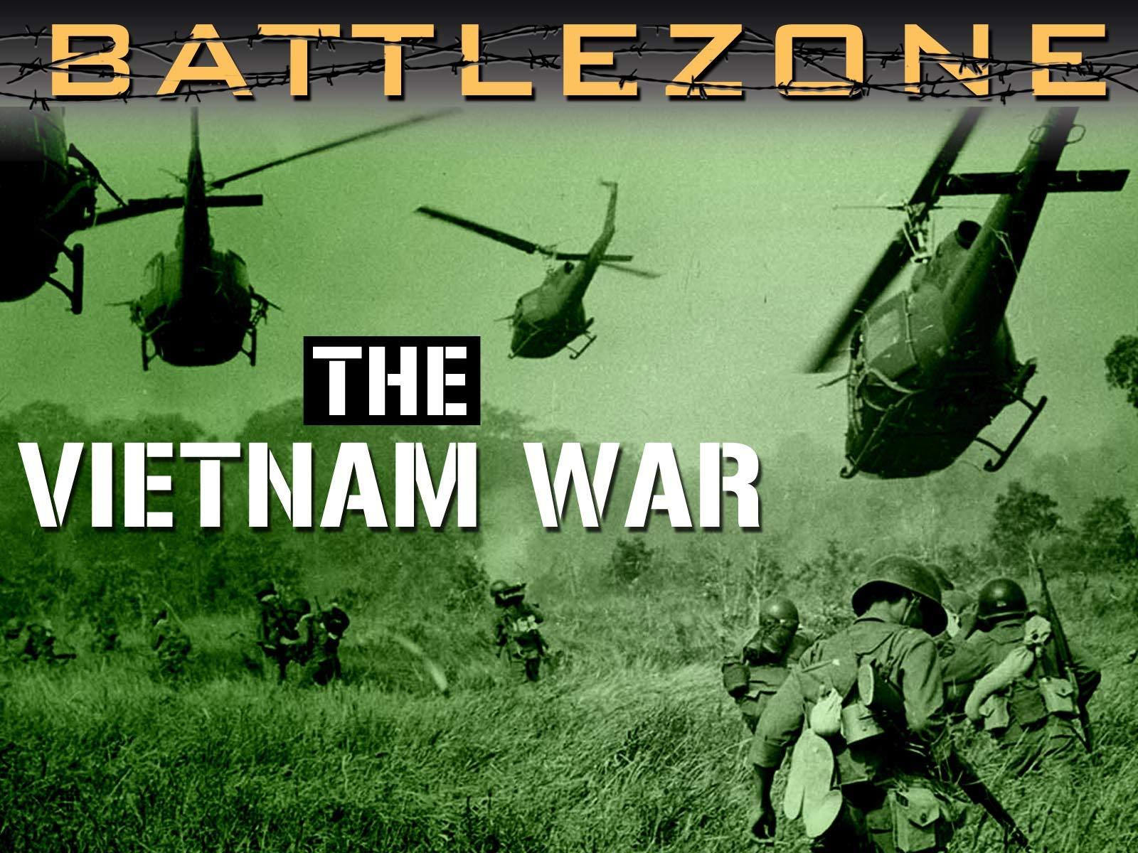 Watch Battlezone The Vietnam War Prime Video
