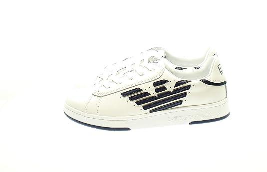 Ea7 Sneaker Millenium Weissmarine Herren Emporio Armani U wPnkON80X