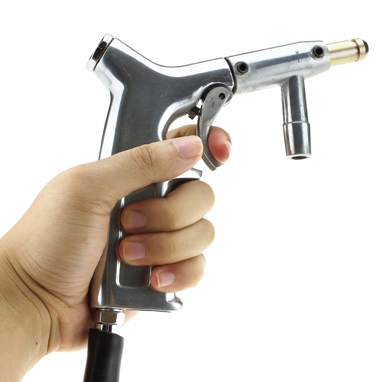 Sand Strahl Druckluft-Sandstrahlpistole mit Schlauch