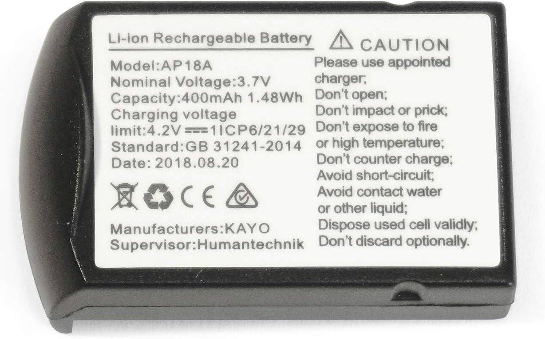 AP18A Batteria per ricevitore Earis
