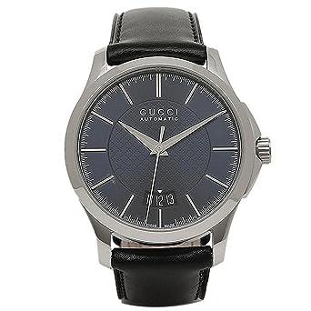 605c3ce7c6b5 Amazon   グッチ GUCCI Gタイムレス 自動巻き メンズ 腕時計 YA126443 ...