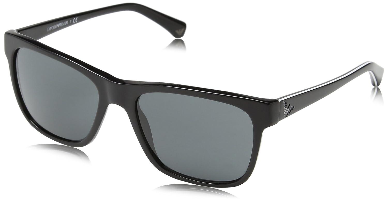 Emporio Armani Men's Sunglasses Mod.4002 nero MOD. 4002 SUN MOD.4002SUN_501787-55