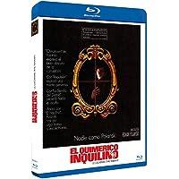 El Quimérico Inquilino BD 1976 Le locataire (The Tenant) [Blu-ray]