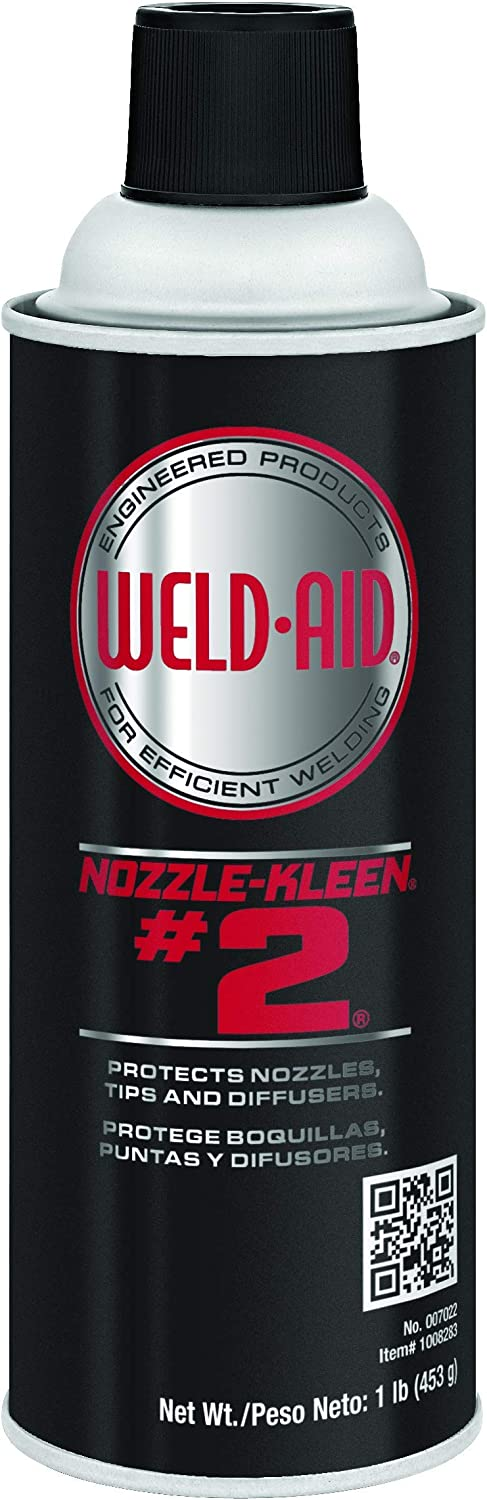 Small Product Image of Weld-Aid Nozzle-Kleen Anti Spatter Liquid
