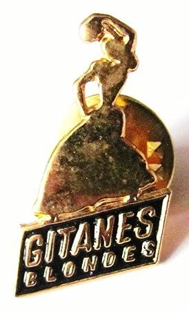 Gitanes Blondes Pin 25 x 12 mm