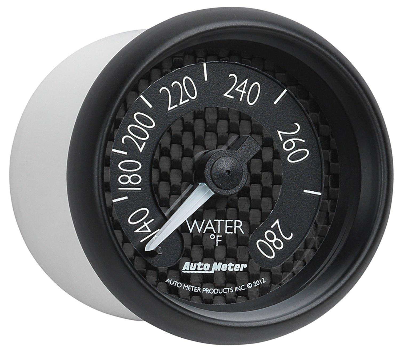 Auto Meter 8031 GT Series Mechanical Water Temperature Gauge by Auto Meter (Image #4)