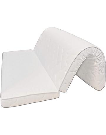 Baldiflex Brio Pronto Letto - Colchón para sofá cama, con pliegue para el asiento,