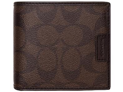 31d793f905b8 Amazon | [コーチ] COACH 財布 (二つ折り財布) F74740 マホガニー ...