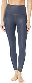 product image for Beyond Yoga Ride It High-Waisted Midi Leggings Nocturnal Navy XL (US 12-14) 25