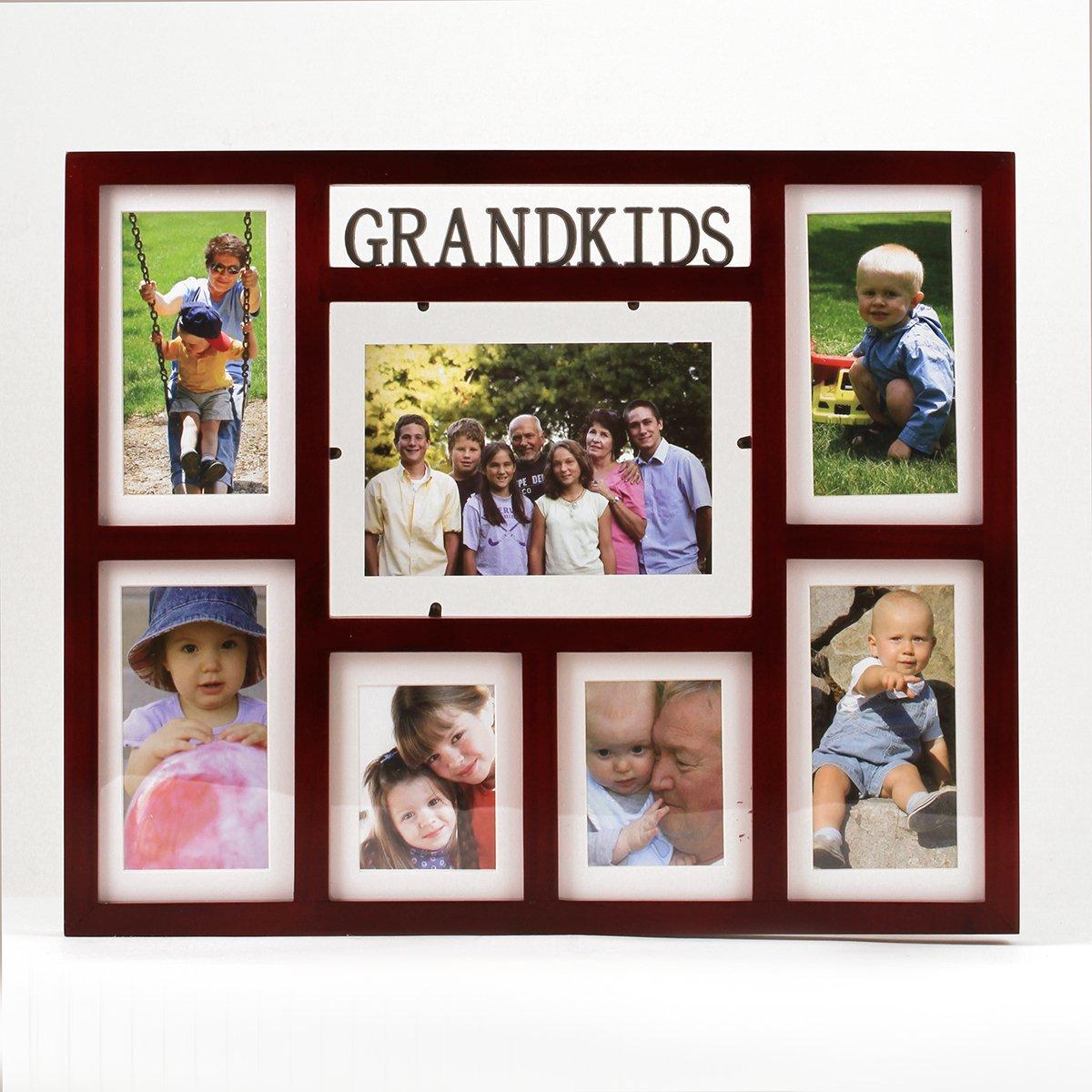 Amazon.com - Grandkids Photo Collage Frame -