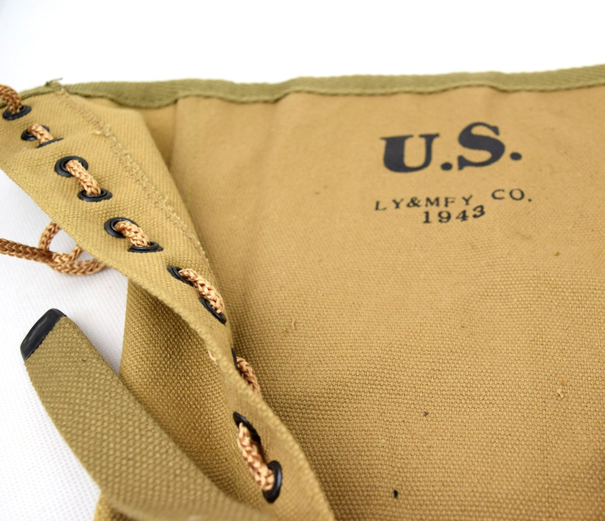 Replica WWII US Canvas Pants Gaiter Leggings Puttee by Chengxiang (Image #8)