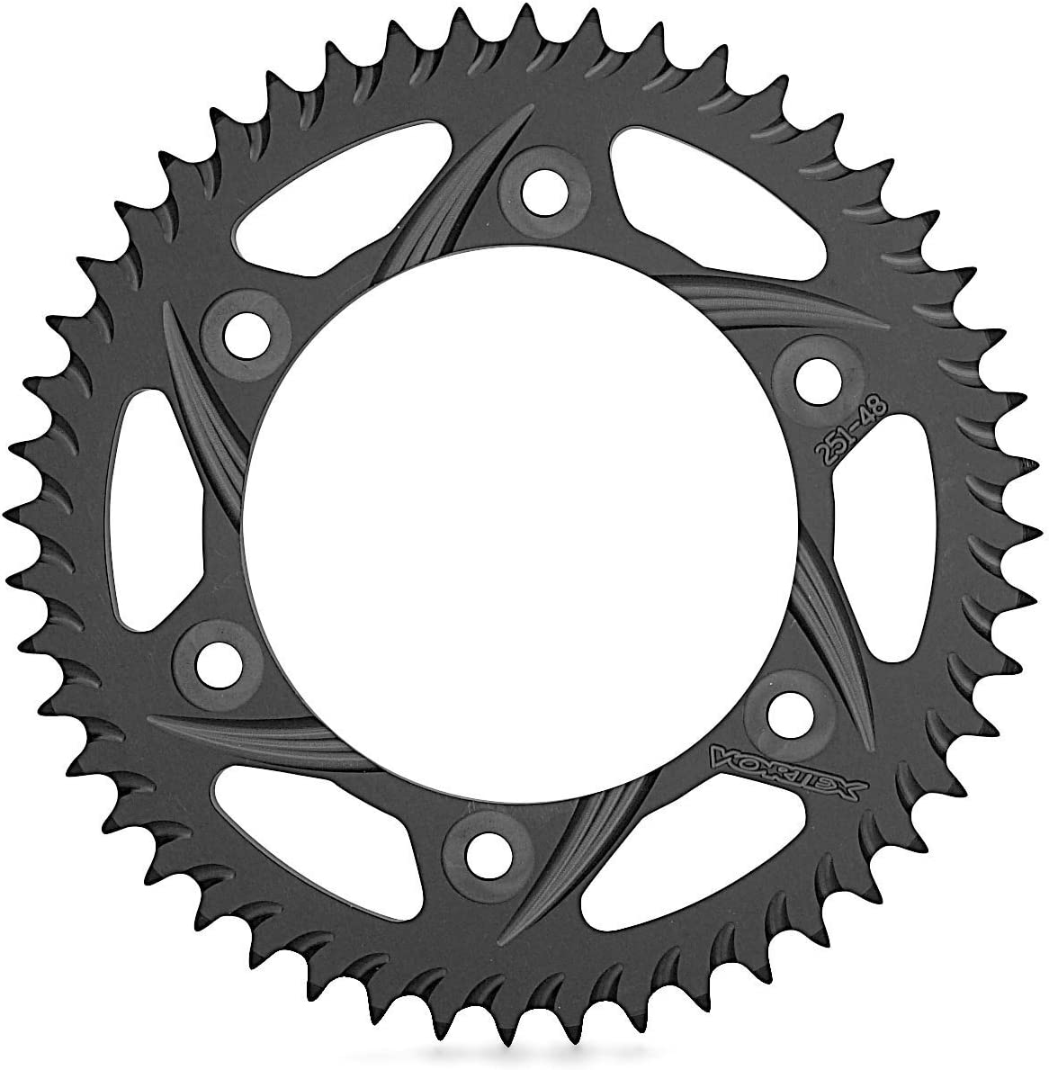 Vortex 803K-47 Solid Black 47-Tooth Rear Sprocket