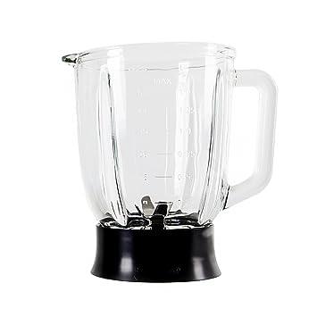Duronic BL10 Jarra de Cristal de 1,5 L para la Batidora de vaso Duronic BL10 Únicamente: Amazon.es: Hogar