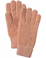 Isotoner Women's Thinsulate Lined Stretch Chenille Gloves - Bisque - One Size