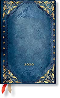 Amazon.com : Paperblanks 2019 12M Mini Weekly Planner 3 x 5 ...