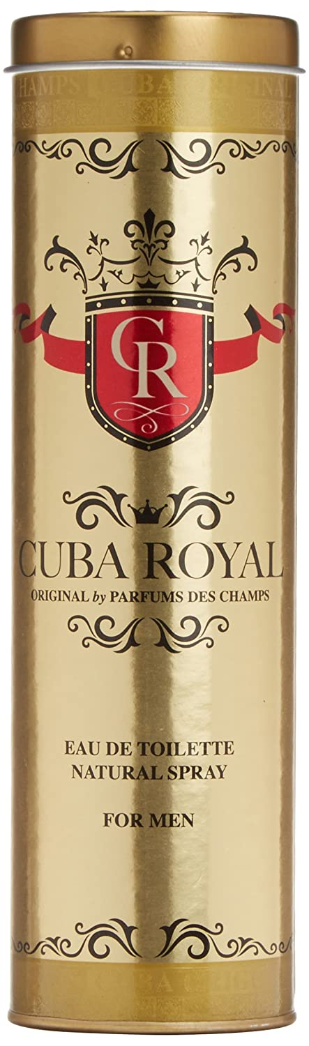 Amazon.com : Cuba Royal By Cuba, 3.30-Ounce : Perfume For Men Cuba : Beauty