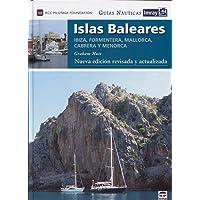 Guías Náuticas Imray. Islas Baleares. Nueva edición revisada