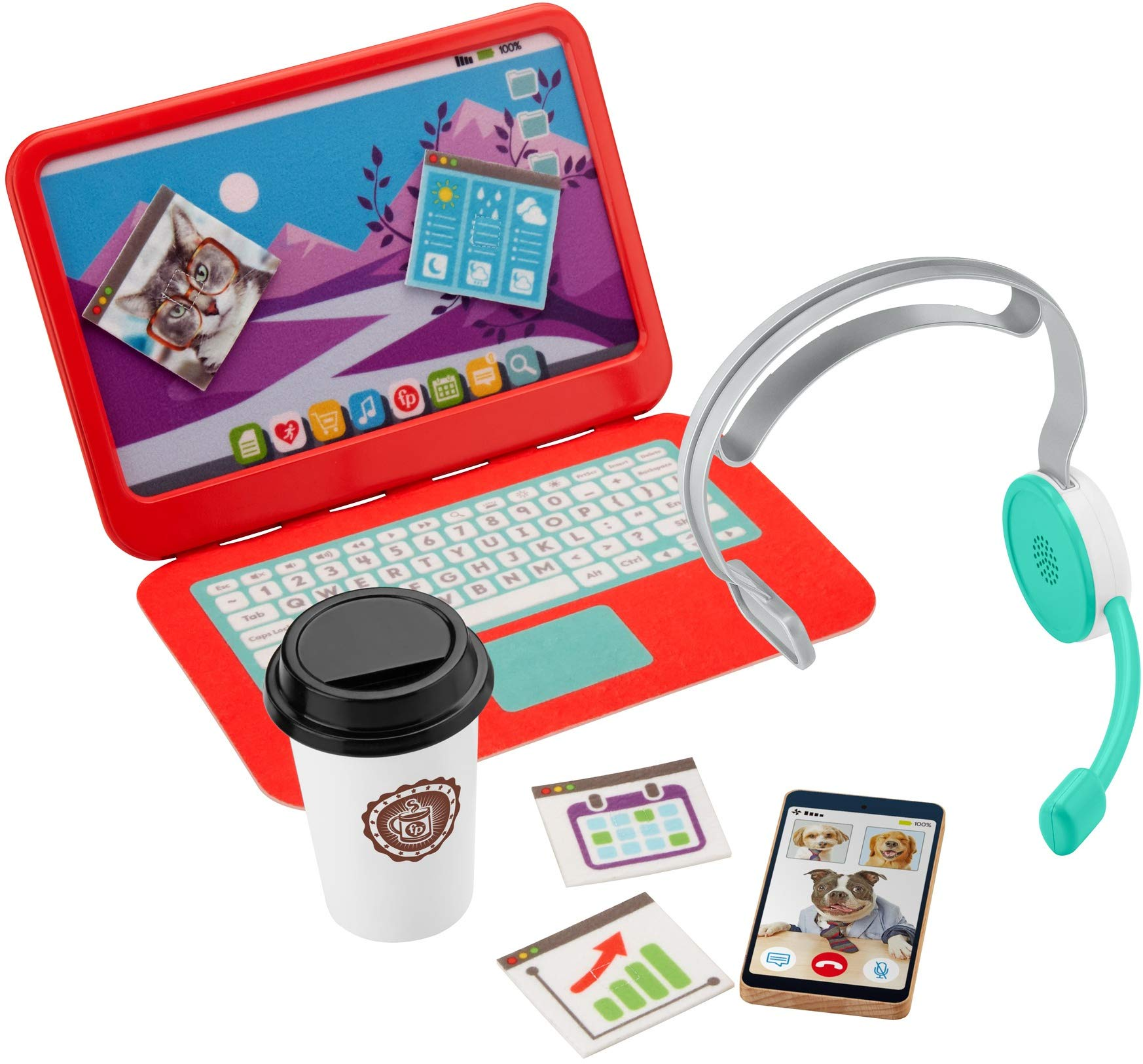 Fisher-Price My Home Office