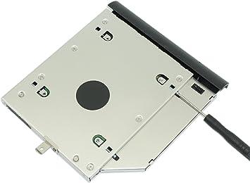 Disco duro de Nimitz 2 nd SSD disco duro Caddy para Lenovo G40 ...