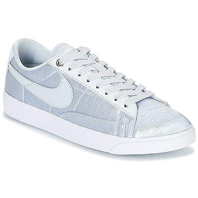 86a26119 Amazon.com | Nike Blazer Low SE Women's Sneakers Rust Pink/Rust Pink ...