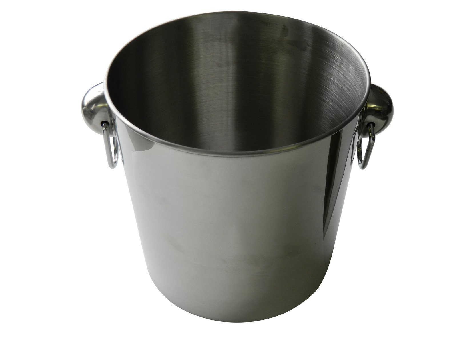 Stainless Steel Large Ice Bucket Classy Design Kitchen Gadgets Restaurant Bartending Champagne Cocktails Tool