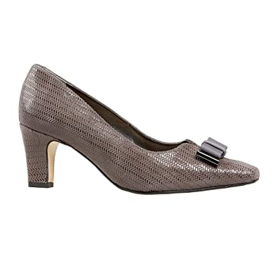 Ladies Van Dal Extra Wide Fitting Court Shoe Kett